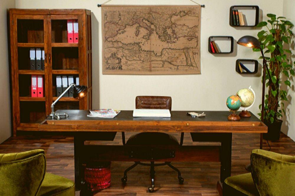 ufficio stile etnico