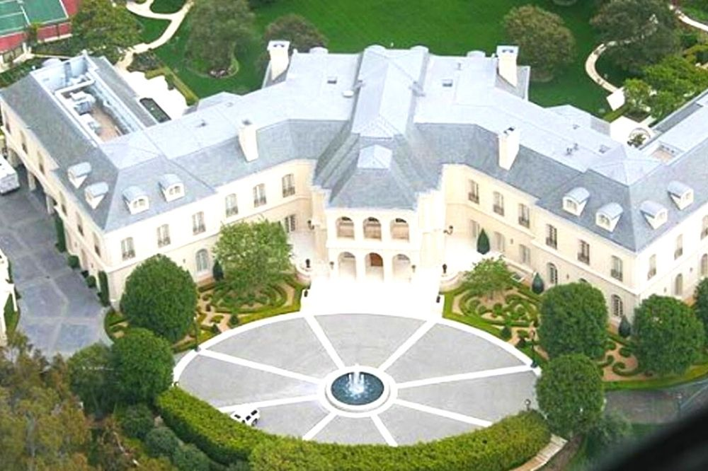 Franchuk Villa a Londra